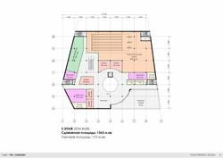 План третьег этажа
