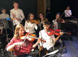 violini e percussioni OK