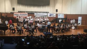 """""""Giovani & Giovanissimi in concerto"""": grande successo!"""