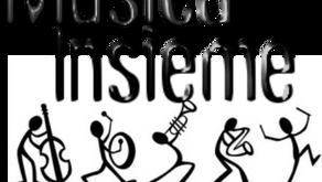 """""""La musica è come la vita, si può fare in un solo modo, INSIEME."""""""