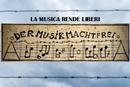 """""""Der Musik macht frei""""- La musica rende liberi - 27 gennaio 2021  Giorno della Memoria"""
