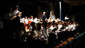 L'Orchestra e il Coro aprono l'Open Day 2019 della Secondaria Verdi!