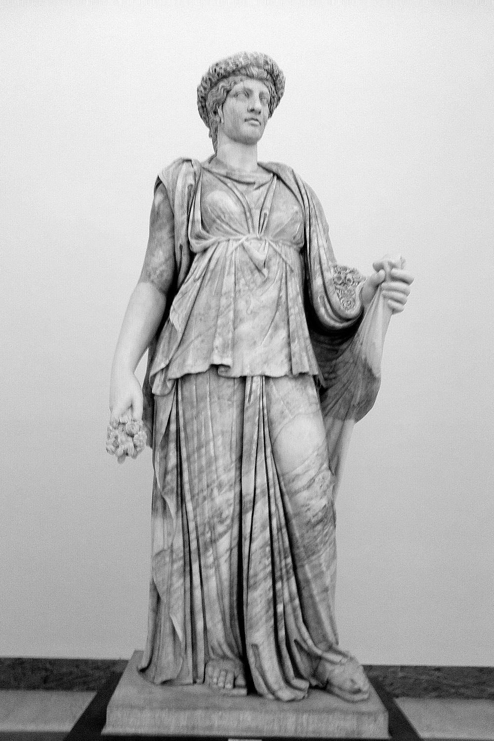 The Roman goddess Pomona