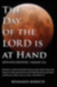 The Day Of The LORD Is At Hand