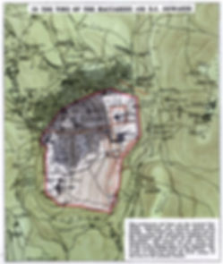 Map of the Temple Mount