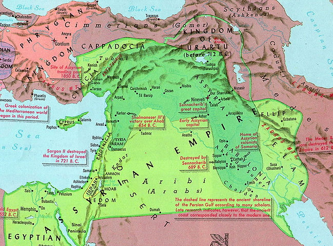 Middle East Kingdoms