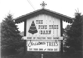 The Farms at Pine Tree Barn was founded by the Dush Famkily and opened in 1952