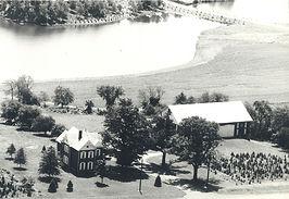 Original Pine Tree Barn, Wooster, Ohio