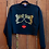 Thumbnail: White Baroque Gold Sweatshirt