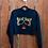 Thumbnail: Black Baroque Gold Sweatshirt