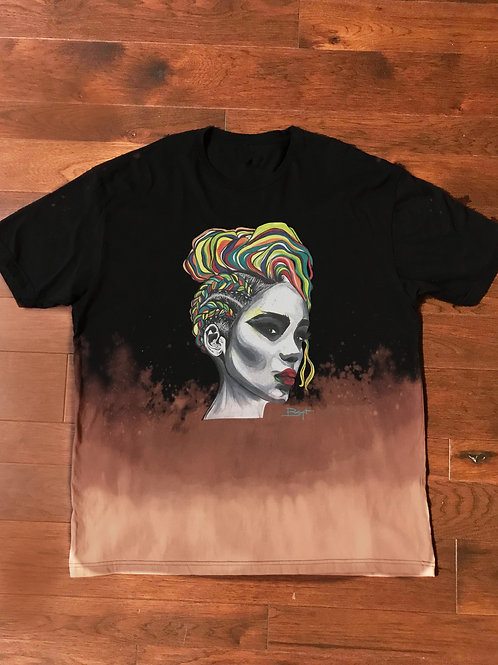 Distressed Common Diversity Unisex T-Shirt