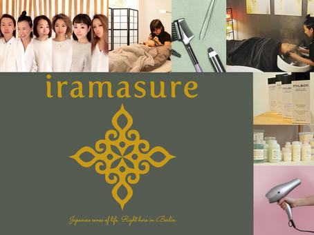 Fresh up! iramasure-website