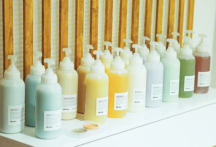 davines shampoobar