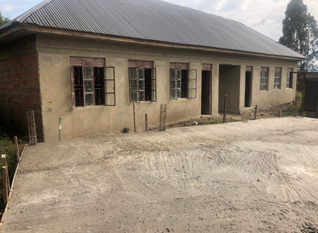 Classrooms at Kisoro Hill