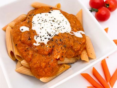 Veggie Tomato Pasta