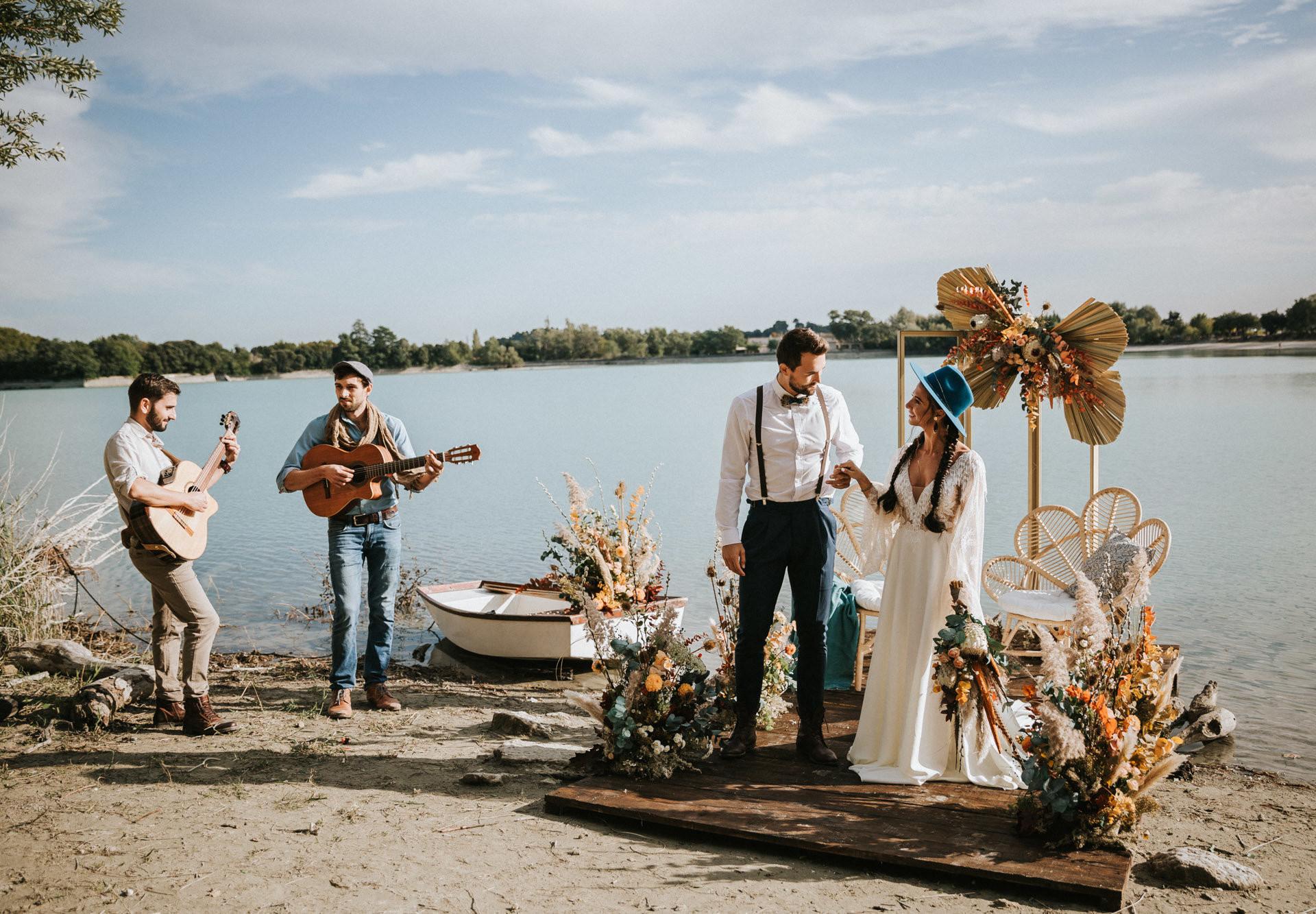 Mariage au lac-13