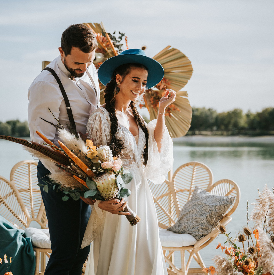 Mariage au lac-14