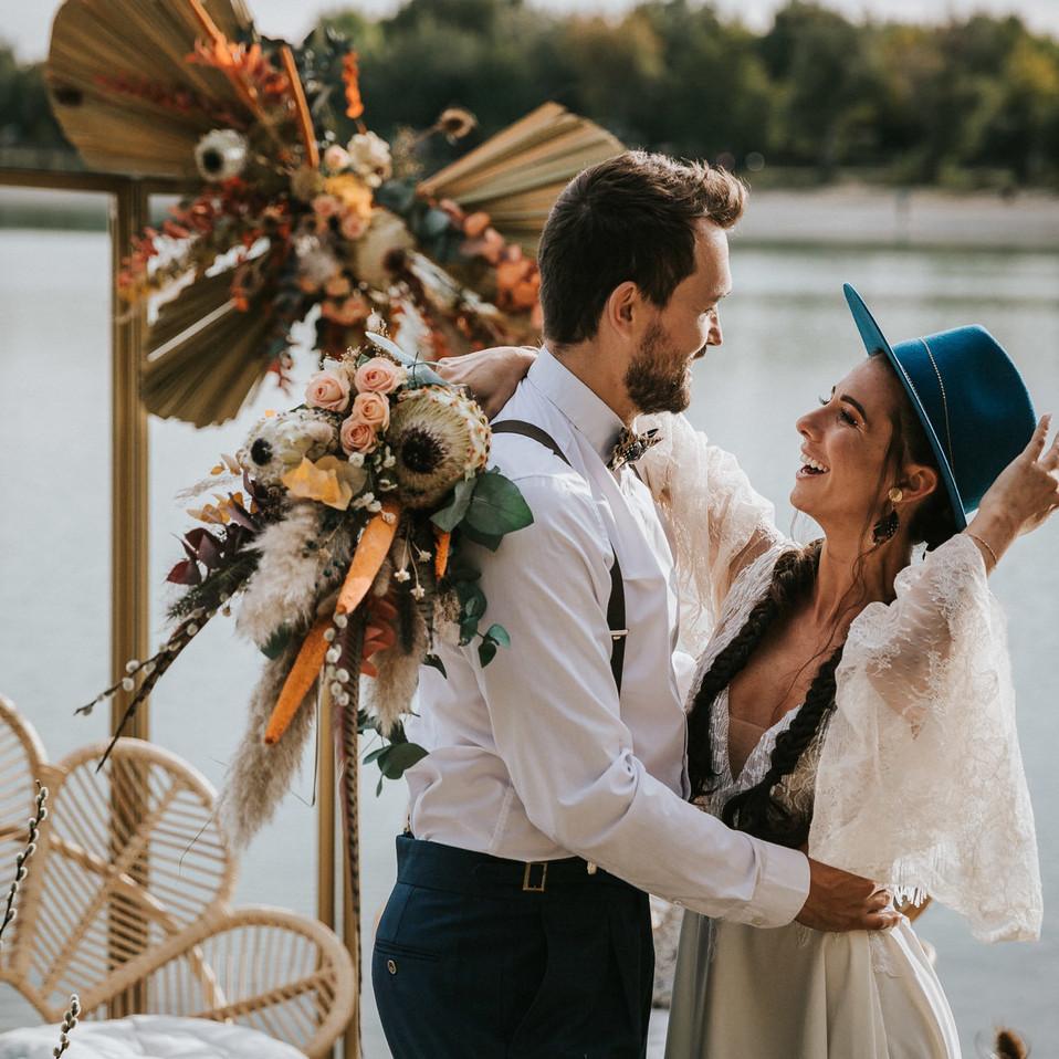 Mariage au lac-21