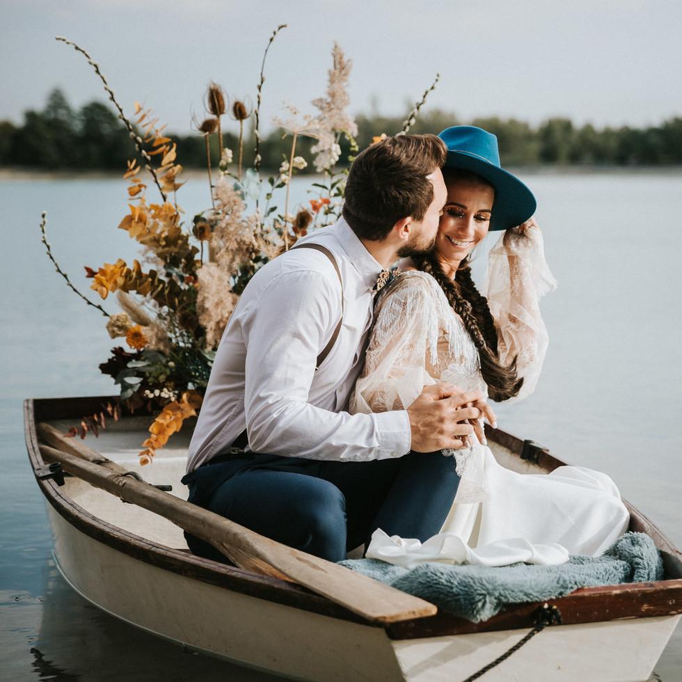 Mariage au lac-19