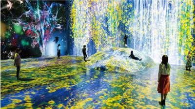 The world largest Digital Art Museum