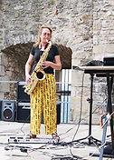 Odile Julien Professeur de saxophone NEMA Nouvelle Ecole de Musique d'Aubenas