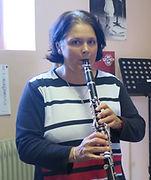 Catherne Cenni Professeur de clarinette NEMA Nouvelle Ecole de Musique d'Aubenas