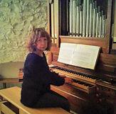 Muriel Gontard Professeur d'Orgue NEMA Nouvelle Ecole de Musique d'Aubenas