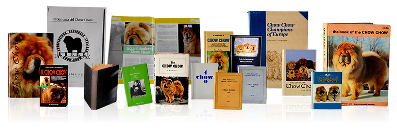 Chow Chow libri