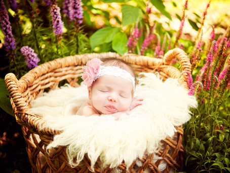 Newborn Photography: When should I book my Newborn Photographer? And How to Prepare for your Session