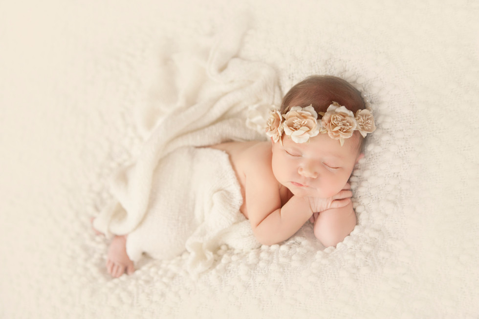 Gorgeous Newborn Session