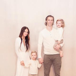 Family Session White Room