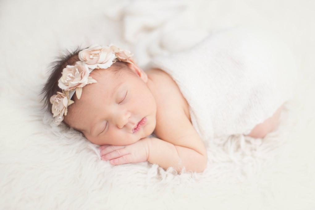 Newborn Princess baby girl