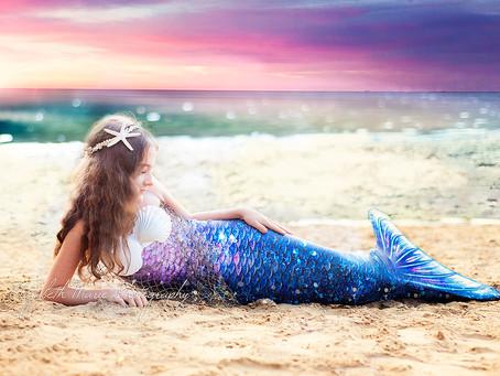 Cleveland-Ohio-Magical-Dream-Mermaid-Mini-Session