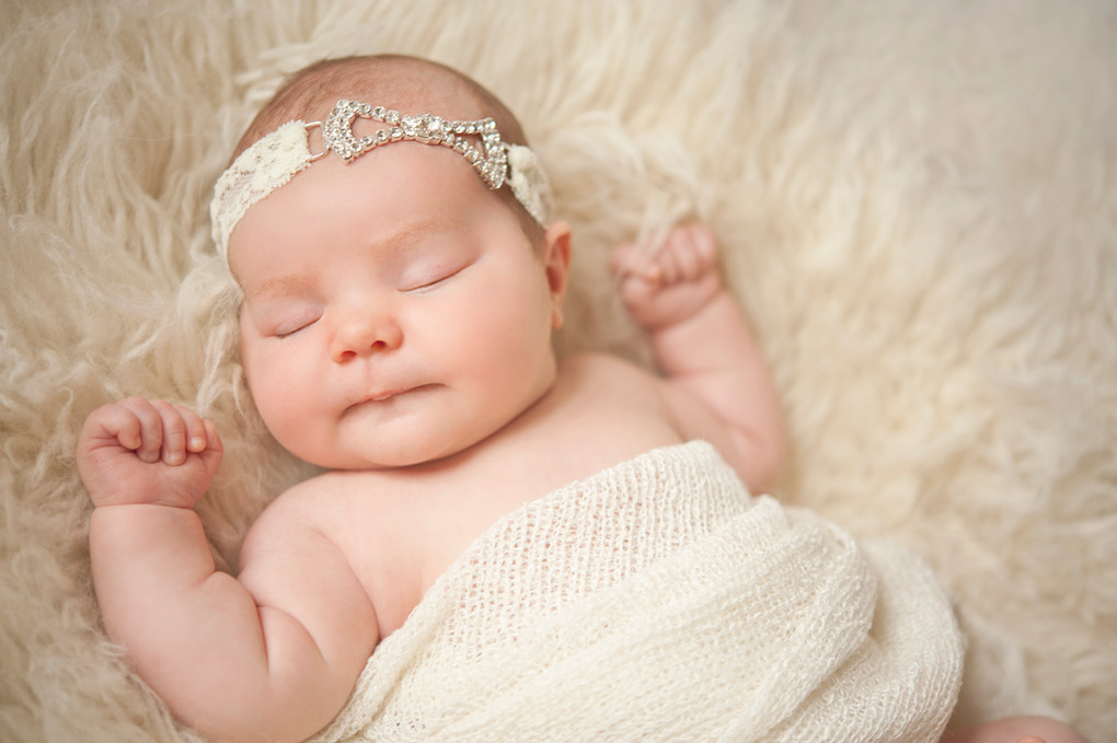 Simple and Sweet Newborn Photography Session