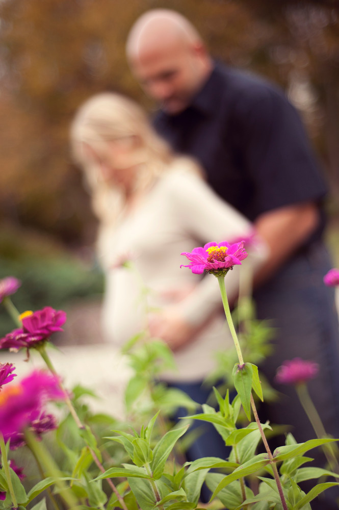 Tony Pashos and wife Michelle Maternity Session Elizabeth Marie Photography
