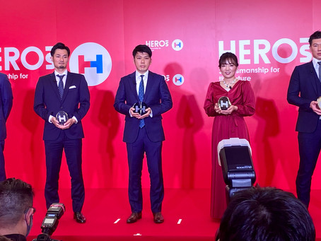 HERO's Award2020 NPO部門受賞