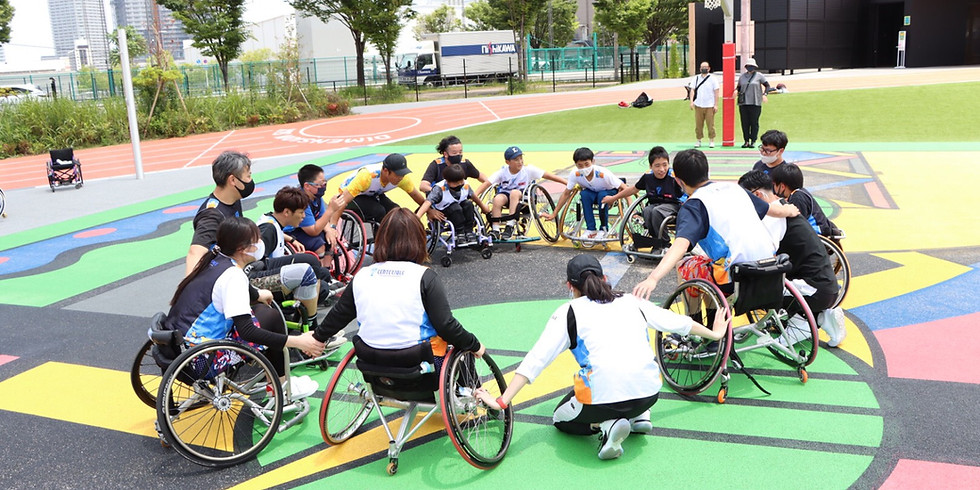 Free session Wheelchair Rugby