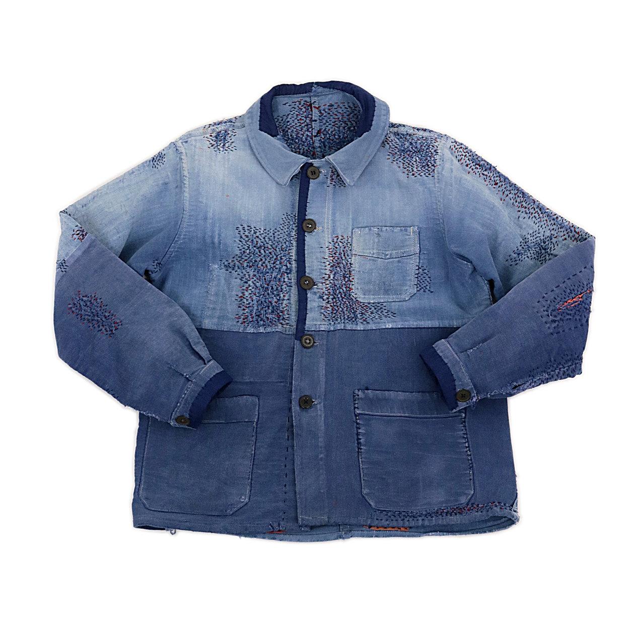 SASHIKO work jacket