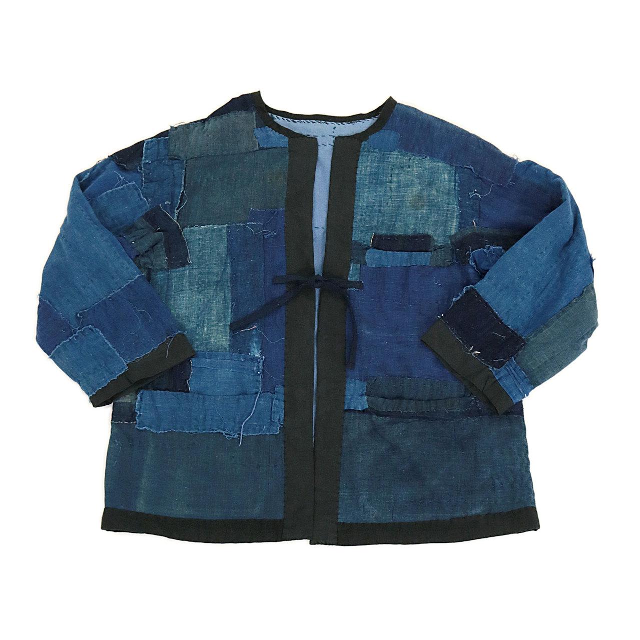 Japanese Boro HANTEN jacket