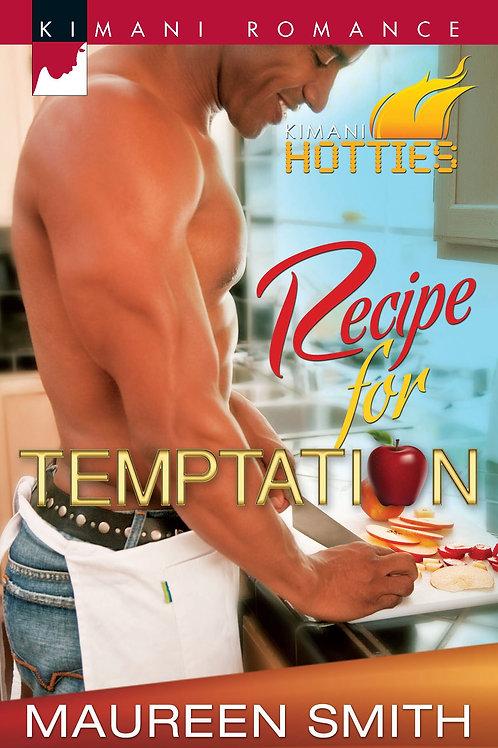 Recipe for Temptaion Maureen Smith
