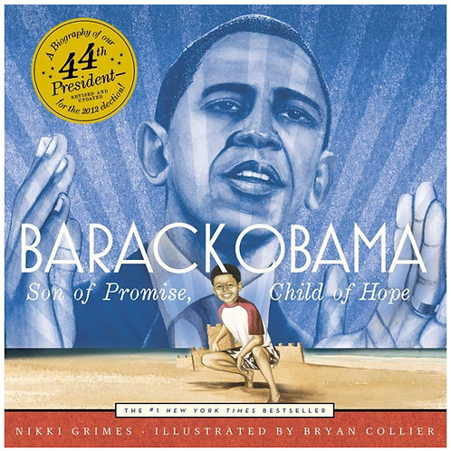 Barack Obama Son of Promise Child of Hope Nikki Grimes