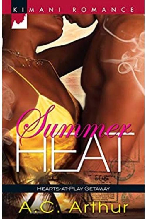 Summer Heat (Hearts-at-Play Getaway) Arthur, A.C.