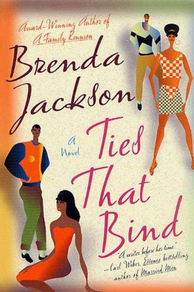 Ties That Bind Brenda Jackson