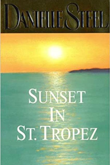 Sunset In St. Tropez Danielle Steel