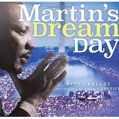 Martin's Dream Day Kitty Kelly