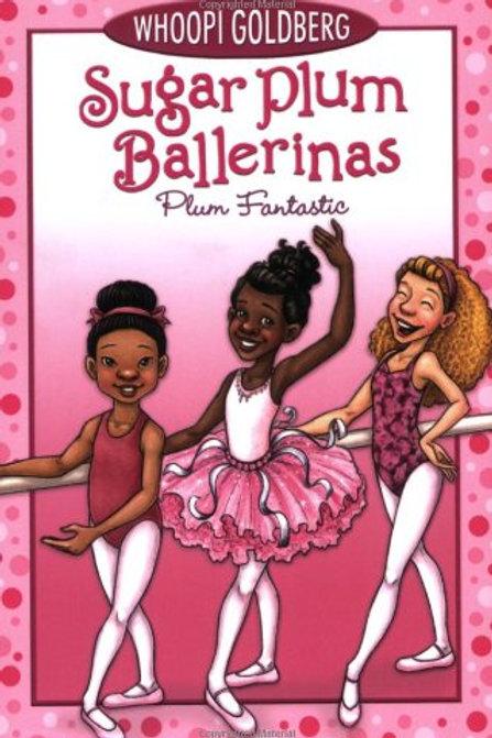 Sugar Plum Ballerinas Book #1 Whoopi Goldberg