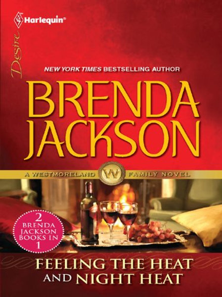 Feeling The Heat AND Night Heat Brenda Jackson