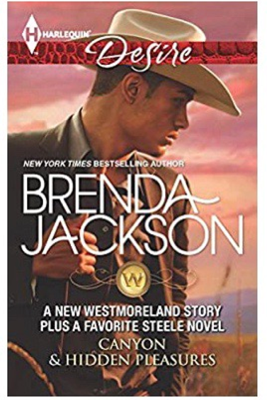 Canyon & Hidden Pleasures: Anthology Brenda Jackson