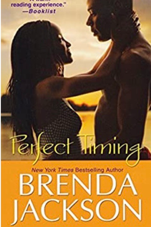 Perfect Timing [Mass Market Paperback] Jackson, Brenda