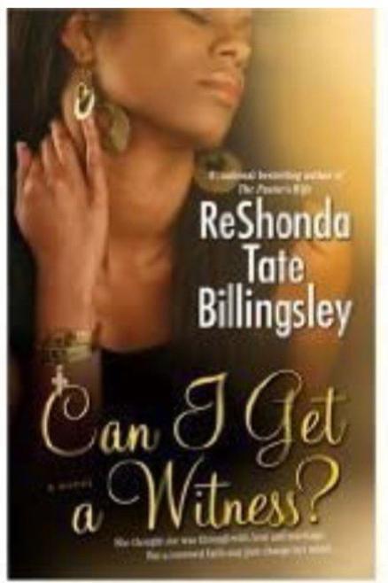 Can I Get A Witness [Hardcover] reshonda-tate-billingsley